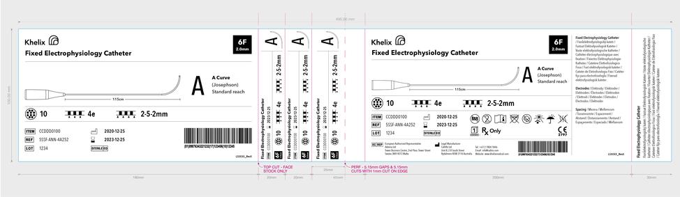Packaging labels