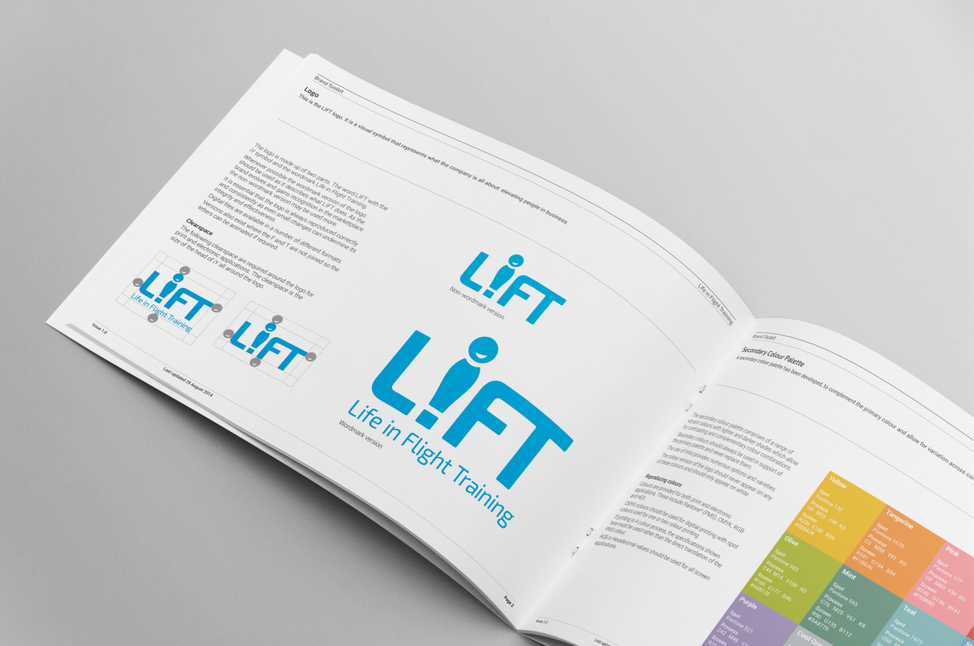 LIFT branding style guide