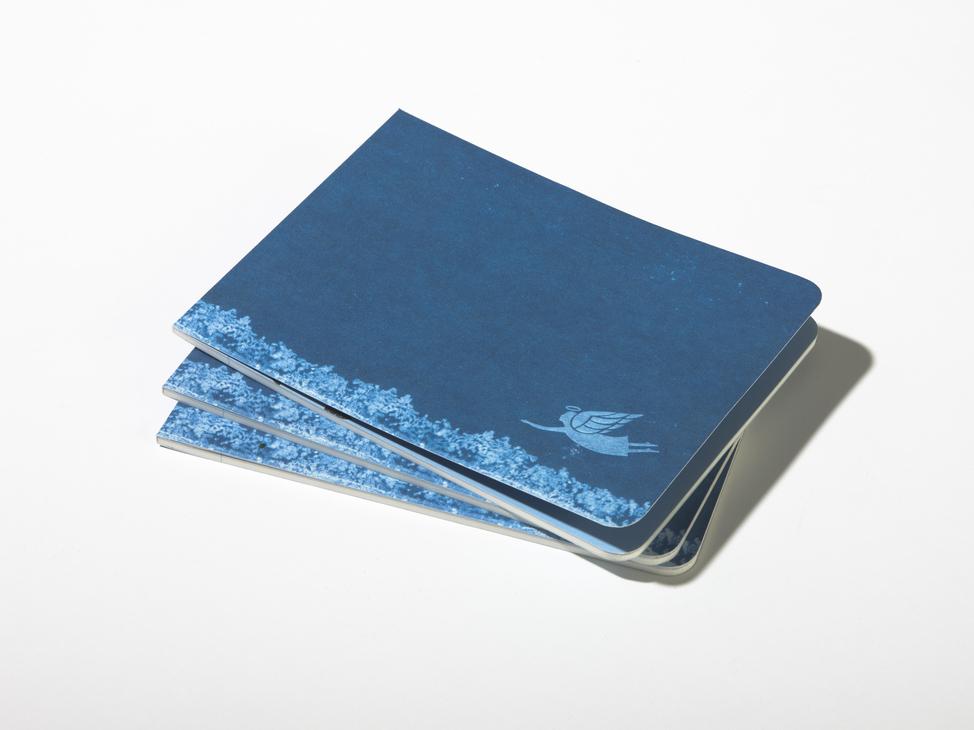Loulaki Blue brochure (cover)