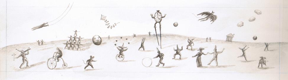 Mezmerize Productions website original illustration