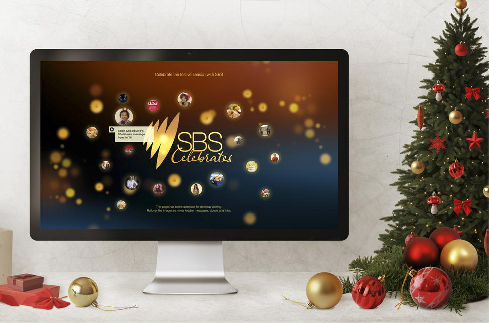 SBS Celebrates end of year webpage